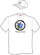 Birding Festival Hat and T-shirt