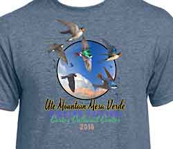 Birding Festival T-shirt